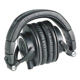 audio-technica ATH-M50x folding headphones Canada