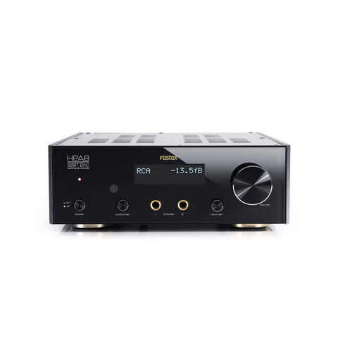 fostex HP-A8C DAC + Headphone Amp