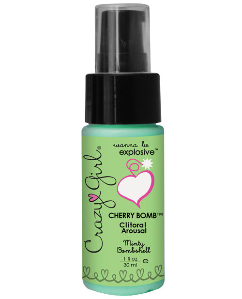 Clitoral Arousal Gel - 1 Oz Minty Bombshell