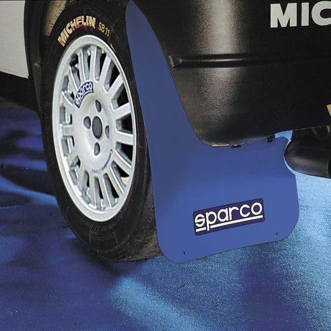 Sparco Mud Flaps - Imagine Motorsports