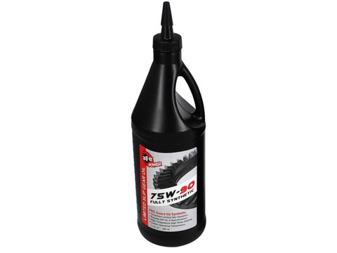 aFe Pro Guard D2 Synthetic Gear Oil, 75W90 1 Quart - 90-20001