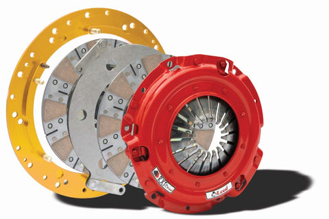 McLeod Racing RXT Twin Disc Clutch - 6932-07 - Imagine Motorsports