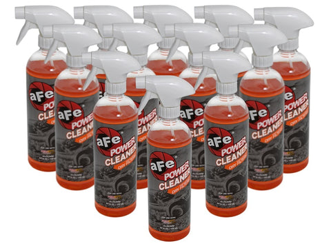 aFe POWER CLEANER 24 oz. (12 Pack) for Non-Oiled Air Filters - 90-10112