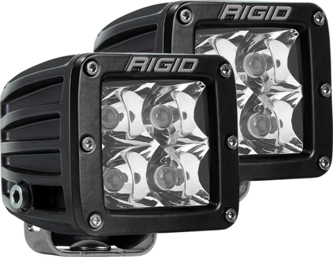 Rigid Industries Dually - Spot - Set of 2 - Imagine Motorsports
