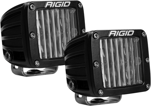Rigid Industries DOT/SAW Fog Light Set (D-Series) - Imagine Motorsports