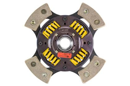ACT 4 Pad Sprung Race Disc - 4214510 - Imagine Motorsports