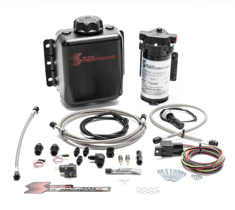 Snow Performance Stg 1 Boost Cooler F/I Water Injection Kit (Incl. SS Braided Line and 4AN Fittings) - Imagine Motorsports