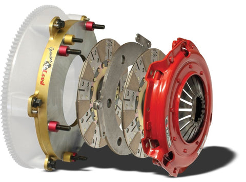 McLeod RXT 1200 Twin Disc Clutch Kit - Imagine Motorsports