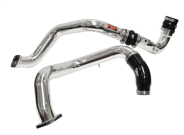Injen 16-17 Honda Civic 1.5L Turbo Aluminum Intercooler Piping Kit - Polished - SES1573ICP - Imagine Motorsports