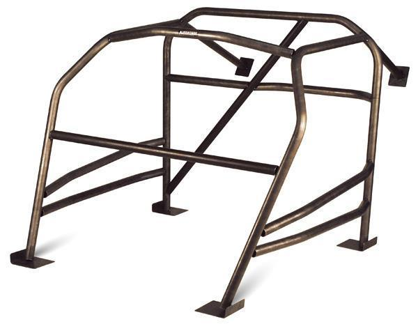 Pontiac U-Weld Full Roll Cage - Imagine Motorsports