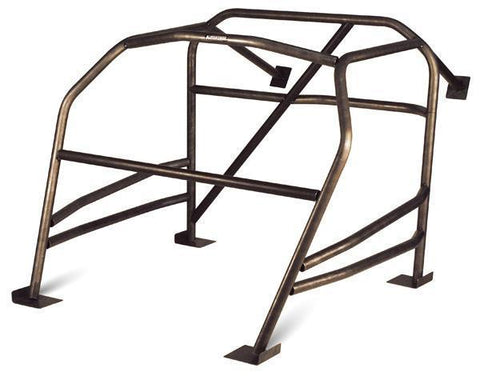 Subaru U-Weld Full Roll Cage - Imagine Motorsports