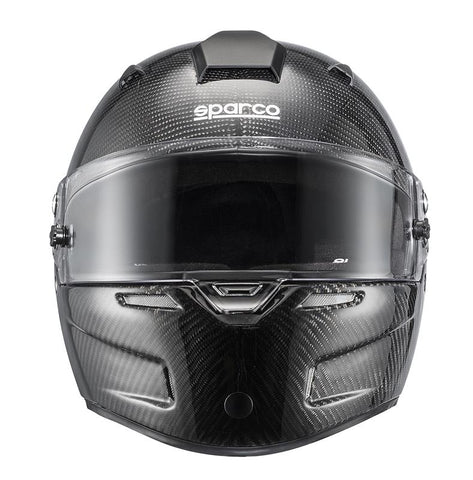 Sparco Air KF-7W Carbon Karting Helmet - Imagine Motorsports