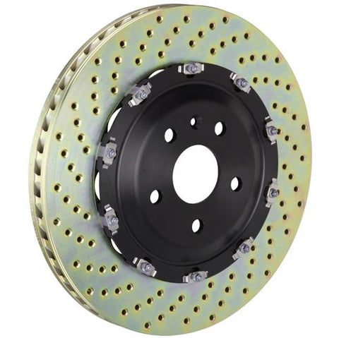 Lamborghini Gallardo LP 550-2, 560-4, 570-4 (Excluding Carbon-Ceramic Brake) Brembo GT Systems Brake Kits