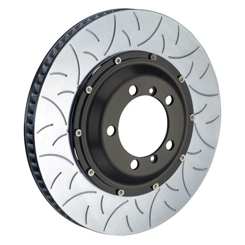 Porsche 997 GT2 Brembo GT Systems Brake Kits