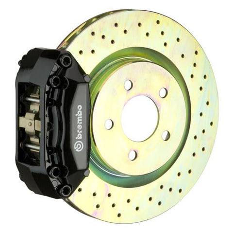 Ford Focus S, SE, SEL, Titanium Brembo GT Systems Brake Kits