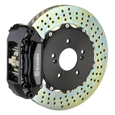 Ford Fiesta Brembo GT Systems Brake Kits