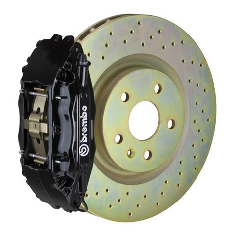 Ford Mustang GT 2005-2014 Brembo GT Systems Brake Kits - Imagine Motorsports