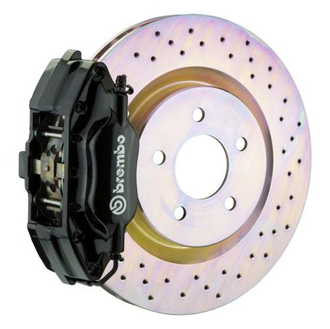 Ford Mustang Brembo GT Systems Brake Kits - Imagine Motorsports