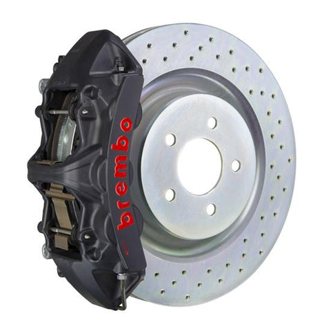 Chevrolet Camaro LT Brembo GT-S Systems Brake Kits - Imagine Motorsports