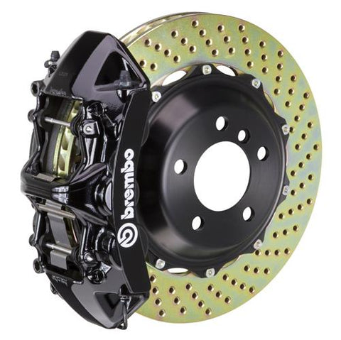 Mitsubishi Lancer Evo X Brembo GT Systems Brake Kits
