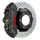 Porsche 981.1 Boxster S (Excluding PCCB) Brembo GT-S Systems Brake Kits