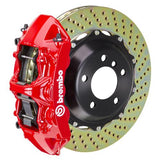 Porsche 997 Turbo, 997 Turbo S (PCCB Equipped) Brembo GT Systems Brake Kits