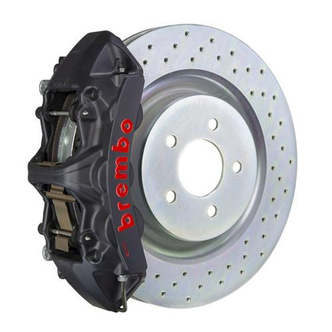 Chevrolet Camaro V6 Brembo GT-S Systems Brake Kits - Imagine Motorsports