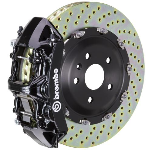 Dodge Magnum SRT-8 Brembo GT Systems Brake Kits