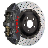 BMW M3 (Carbon-Ceramic Brake Equipped) (F80) Brembo GT-S Systems Brake Kits - Imagine Motorsports