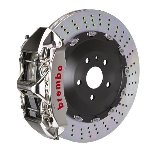BMW M550i xDrive (G30) Brembo GT-R Systems Brake Kits - Imagine Motorsports