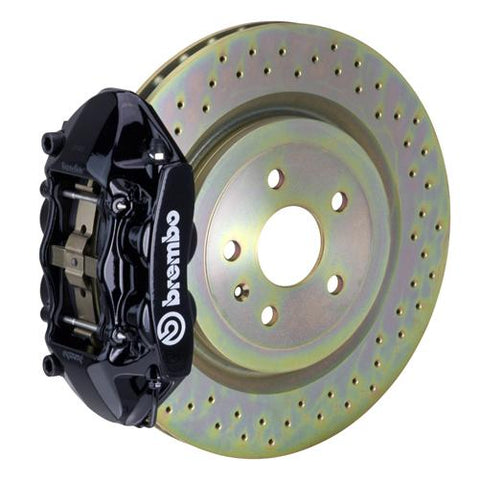 Ford Focus ST Brembo GT Systems Brake Kits - Imagine Motorsports