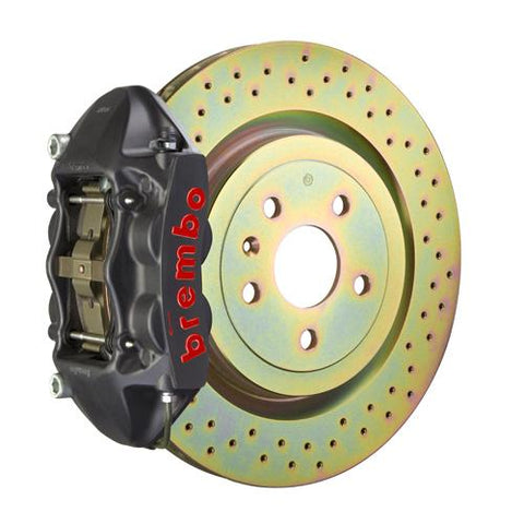 Ford Focus S, SE, SEL, Titanium Brembo GT-S Systems Brake Kits - Imagine Motorsports