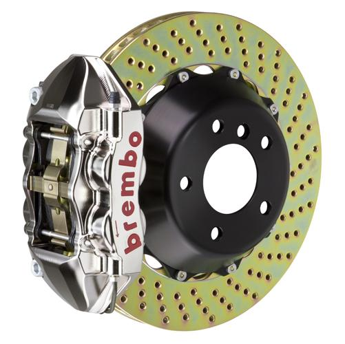 Volkswagen Golf R (Mk6) Brembo GT-R Systems Brake Kits