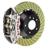 Porsche 997 Turbo, 997 Turbo S (PCCB Equipped) Brembo GT-R Systems Brake Kits
