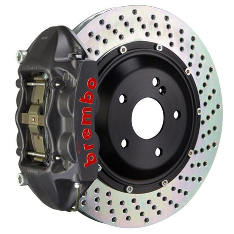 Mitsubishi Lancer Ralliart Brembo GT-S Systems Brake Kits
