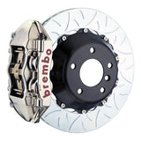 Porsche 981.1 Boxster (PCCB Equipped) Brembo GT-R Systems Brake Kits