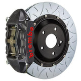 Porsche 982 718 Boxster S (PCCB Equipped) Brembo GT-S Systems Brake Kits