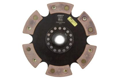 ACT 6 Pad Rigid Race Disc - 6220012 - Imagine Motorsports