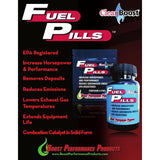 CleanBoost Fuel Pills Fuel Supplement - Imagine Motorsports