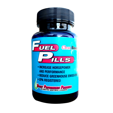 CleanBoost Fuel Pills Fuel Supplement – Imagine Motorsports