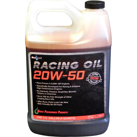 CleanBoost 20W50 Racing Oil – Imagine Motorsports