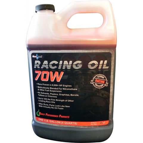 CleanBoost 70W Racing Oil – Imagine Motorsports