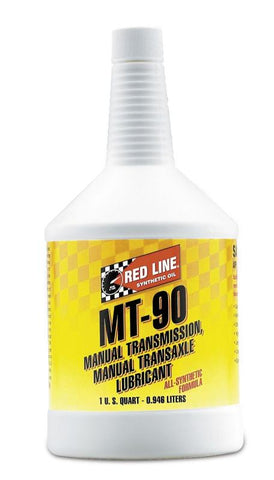 Red Line MT-90 75W90 GL-4 Quart - Imagine Motorsports
