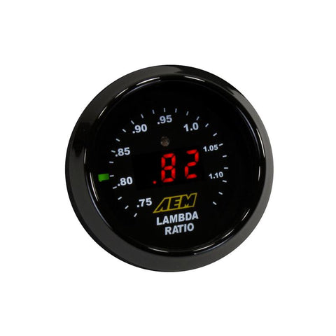 AEM Digital Wideband UEGO Gauge - Imagine Motorsports