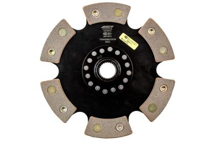ACT 6 Pad Rigid Race Disc - 6220010 - Imagine Motorsports