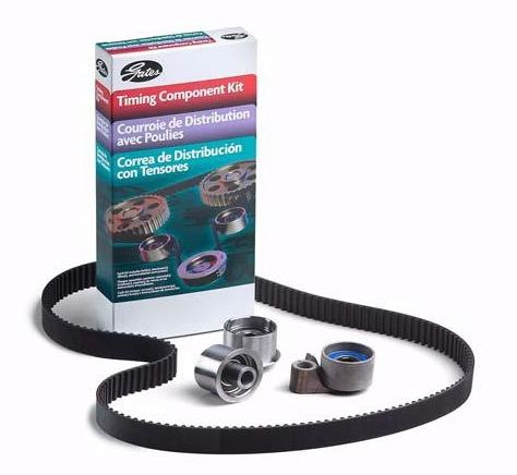 Gates 99-08 Subaru Forester / 99-05 Impreza / 00-05 Outback Timing Belt Component Kit w/ Water Pump - Imagine Motorsports