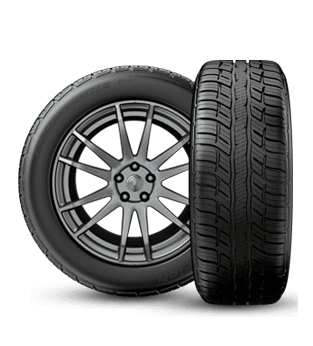 BFGoodrich Advantage T/A Sport LT Tires - Imagine Motorsports