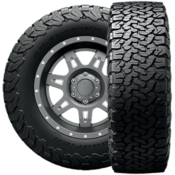 BFGoodrich All Terrain T/A KO2 Tires - Imagine Motorsports