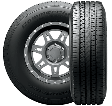 BFGoodrich Commercial T/A All Season 2 Tires