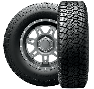BFGoodrich Commercial T/A Traction Tires